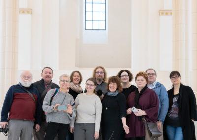 InstaWalk Ruhr im Anneliese Brost Musikforum Ruhr