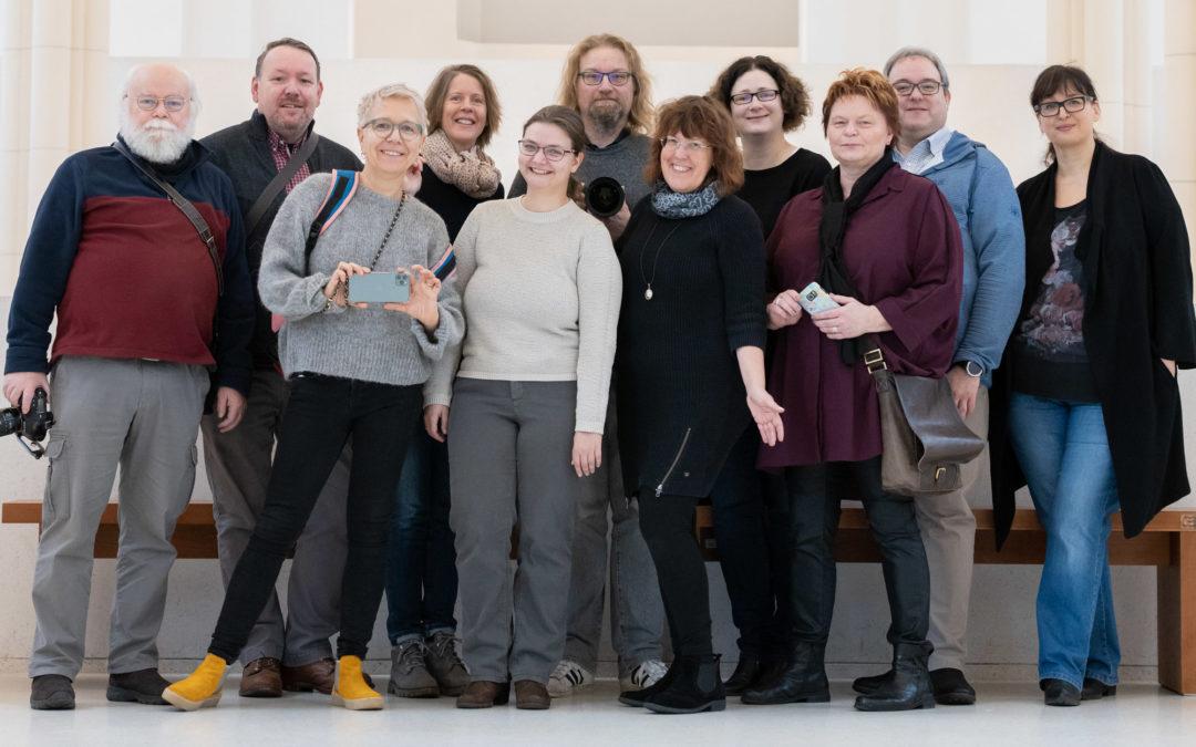 Teilnehmer des InstaWalk Ruhr 0120